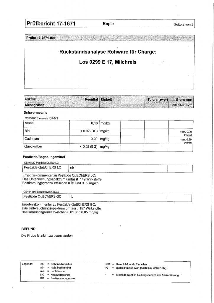 Rückstandsanalyse-Milchreis-1