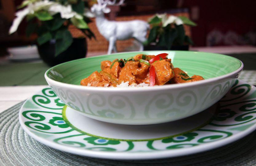 Chicken Tikka Masala 2
