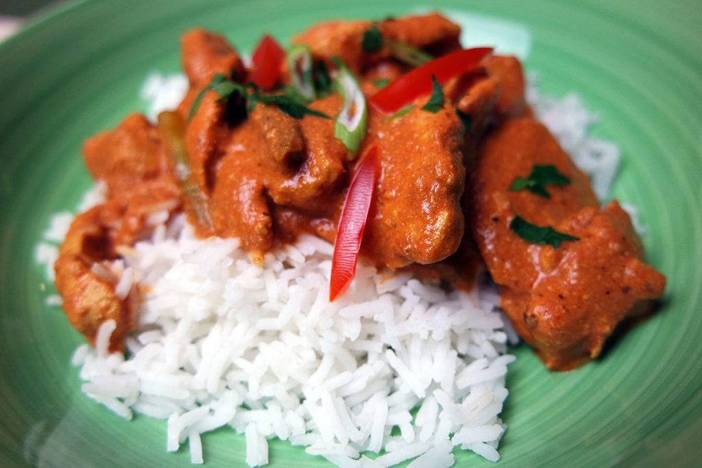 Chicken Tikka Masala 16