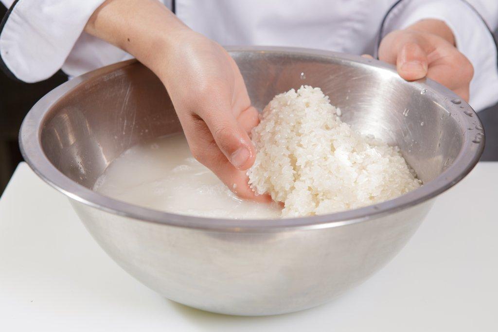 Sollte man Reis waschen? 1