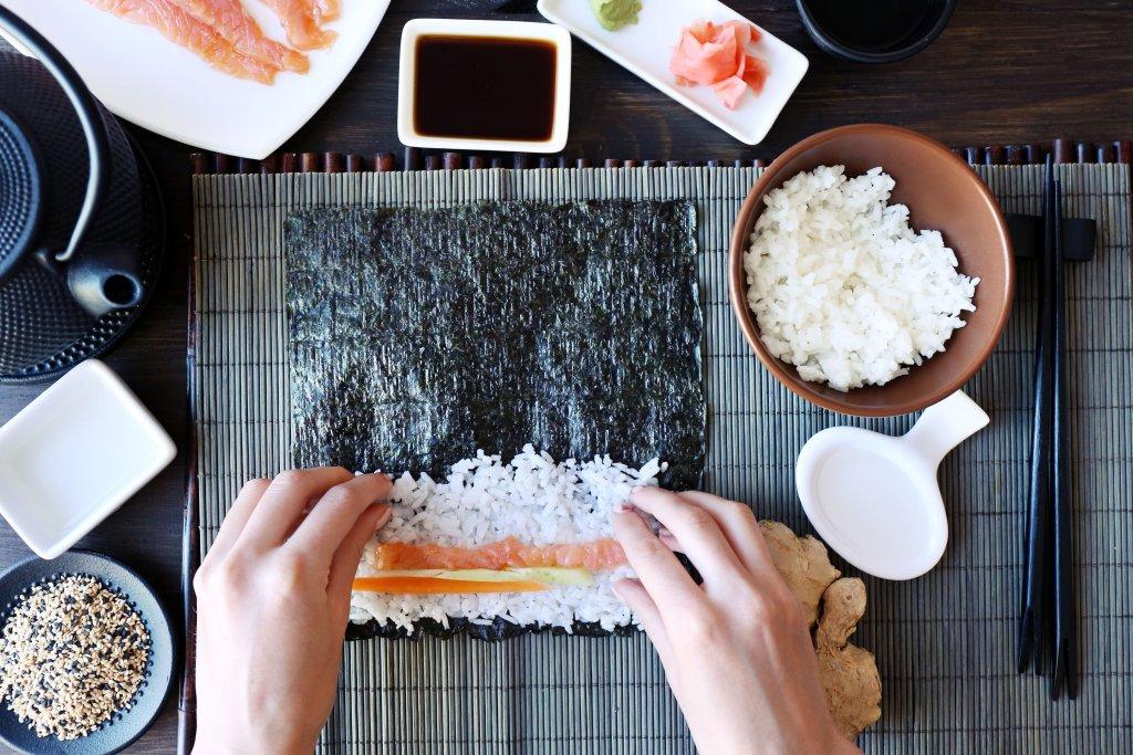 Welcher Reis eignet sich für Sushi am besten? 1
