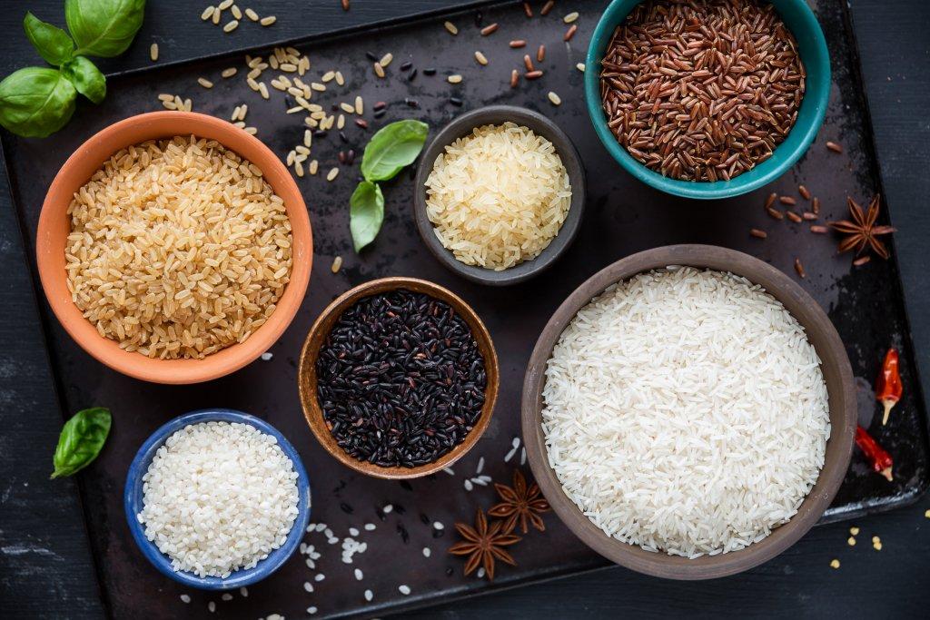 Die Unterschiede der einzelnen Reissorten 1