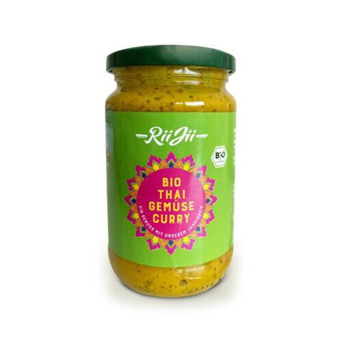 RiiJii Bio Thai-Gemüse-Curry 1